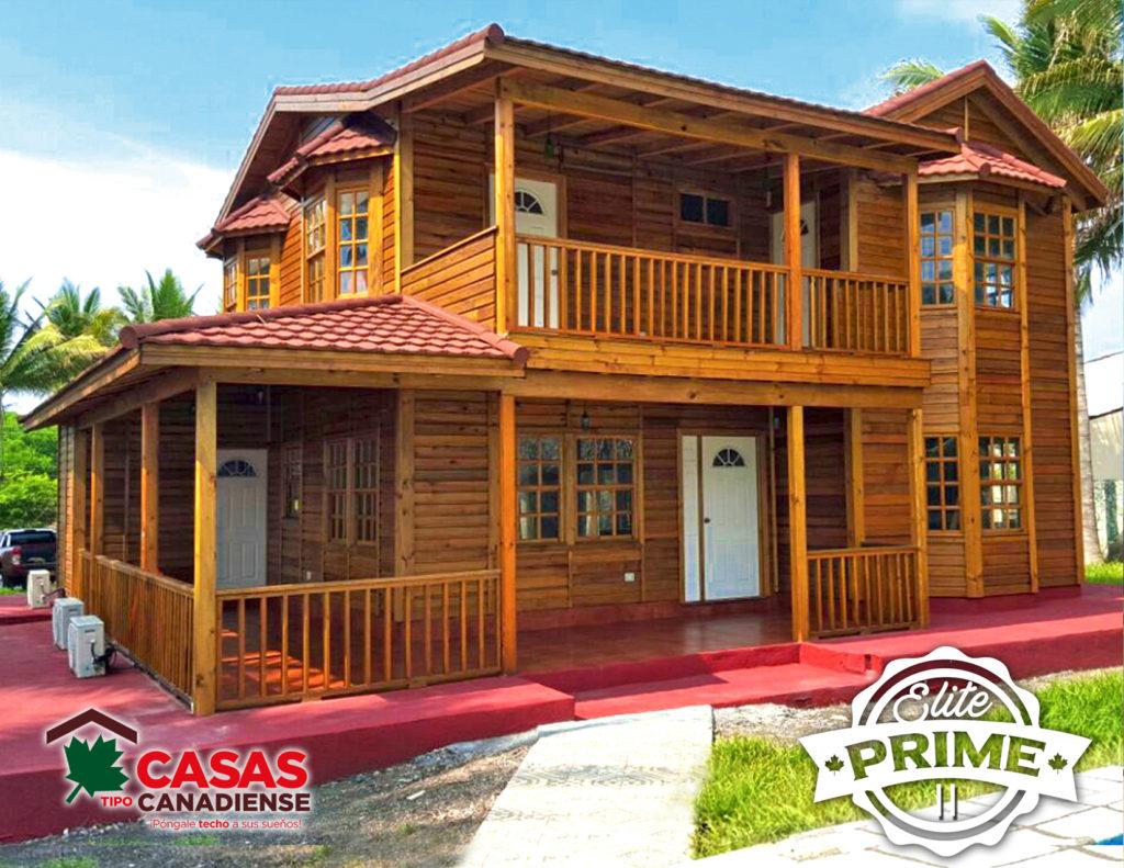 Casas tipo canadienses - Casas canadienses de madera ...