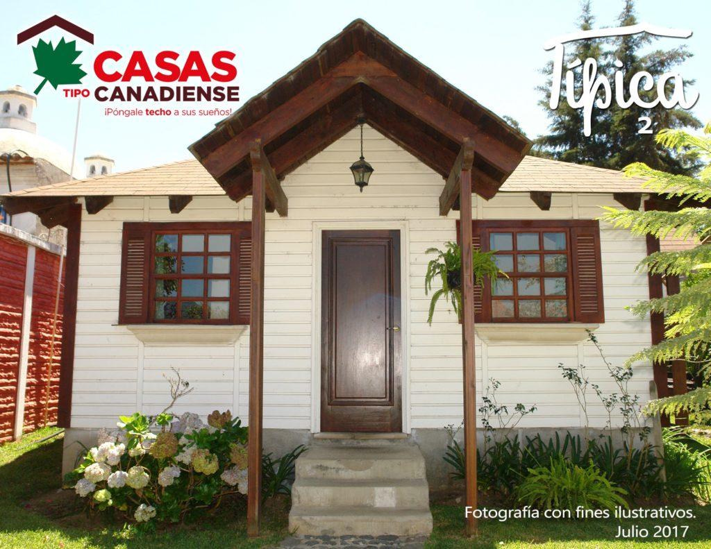 Casas Tipo Canadienses