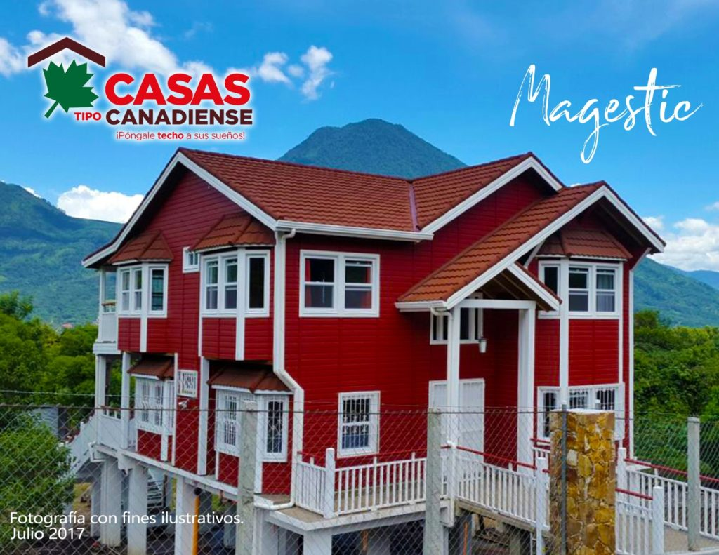 Casas canadienses de madera top casas de madera canadienses en espana dise os casas canadienses - Casas canadienses espana ...
